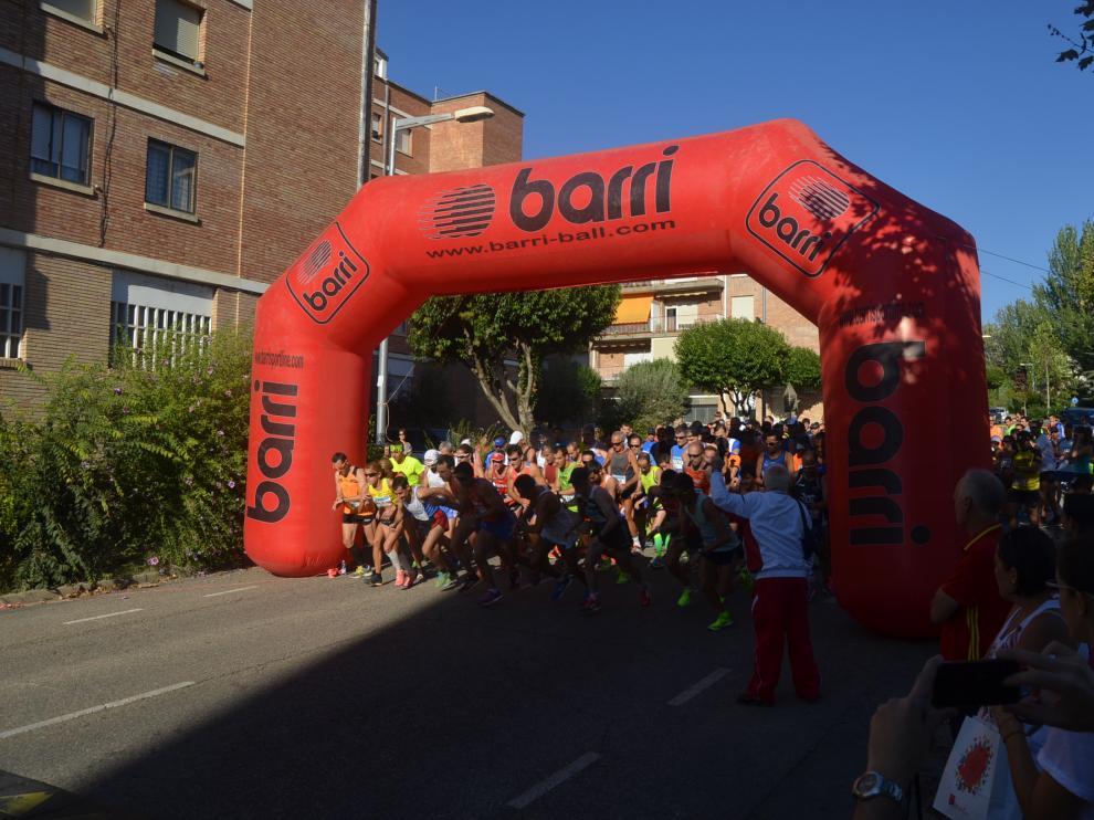 Media Maratón Somontano