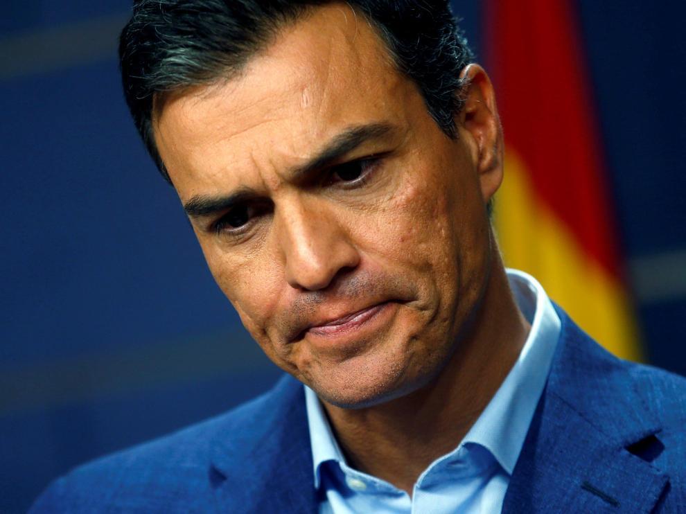 El Secretario general del POSE, Pedro Sánchez