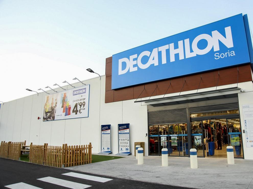 Apertura de Decathlon