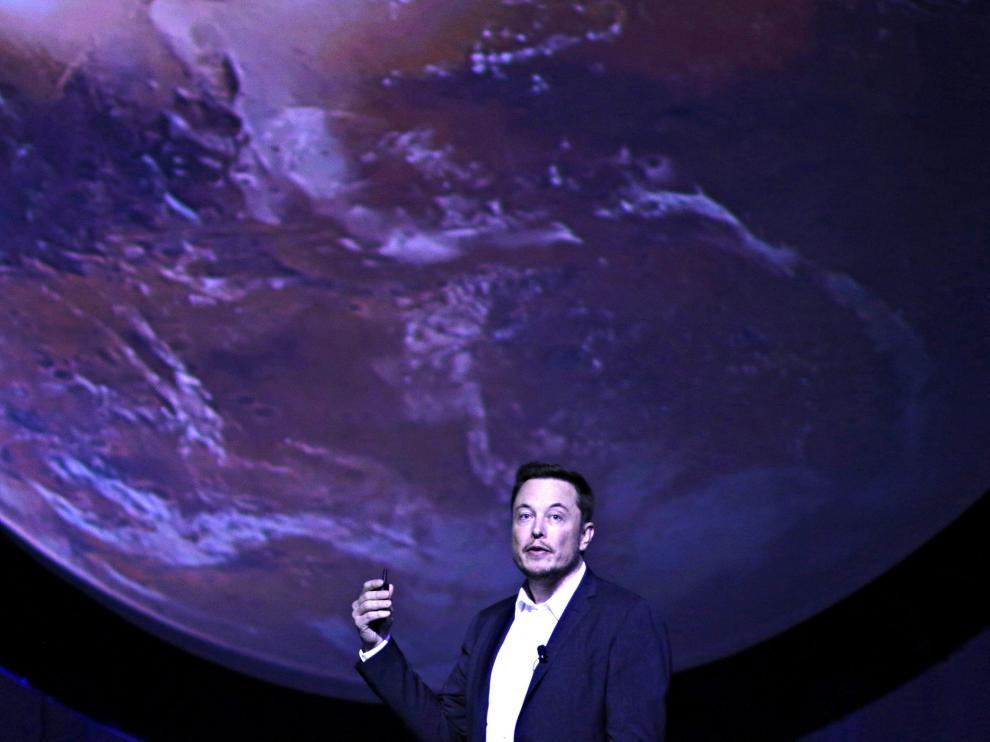 Así es como Elon Musk quiere llevarnos a Marte en 2022