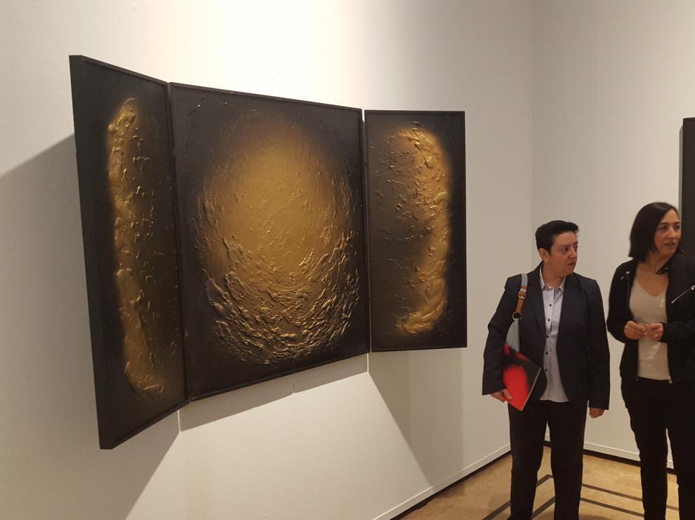 La DPZ expone en el palacio de Sástago la retrospectiva sobre José Orús.