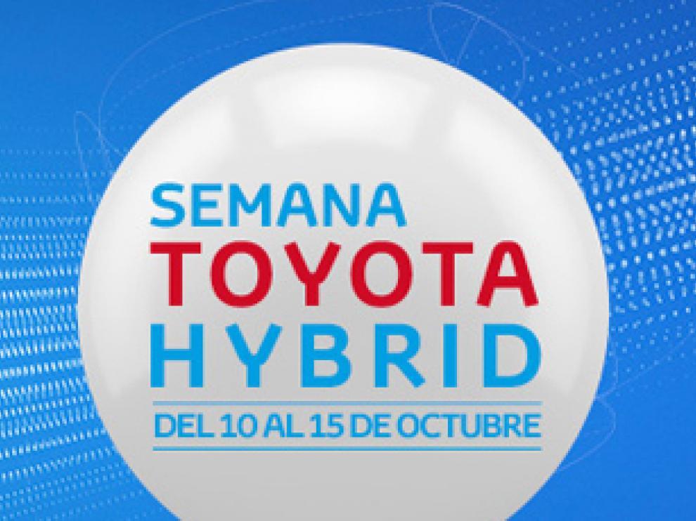 Toyota Artal ofrece la posibilidad de conducir un coche híbrido por Zaragoza en las fiestas del Pilar.
