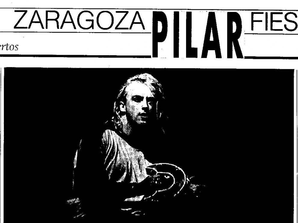 La crónica publicada en 1991 en Heraldo de Aragón