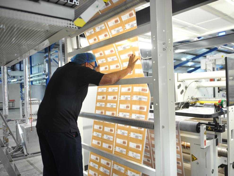 El Grupo Americk Packaging, productor de embalaje flexible, etiquetas y cartoncillo.