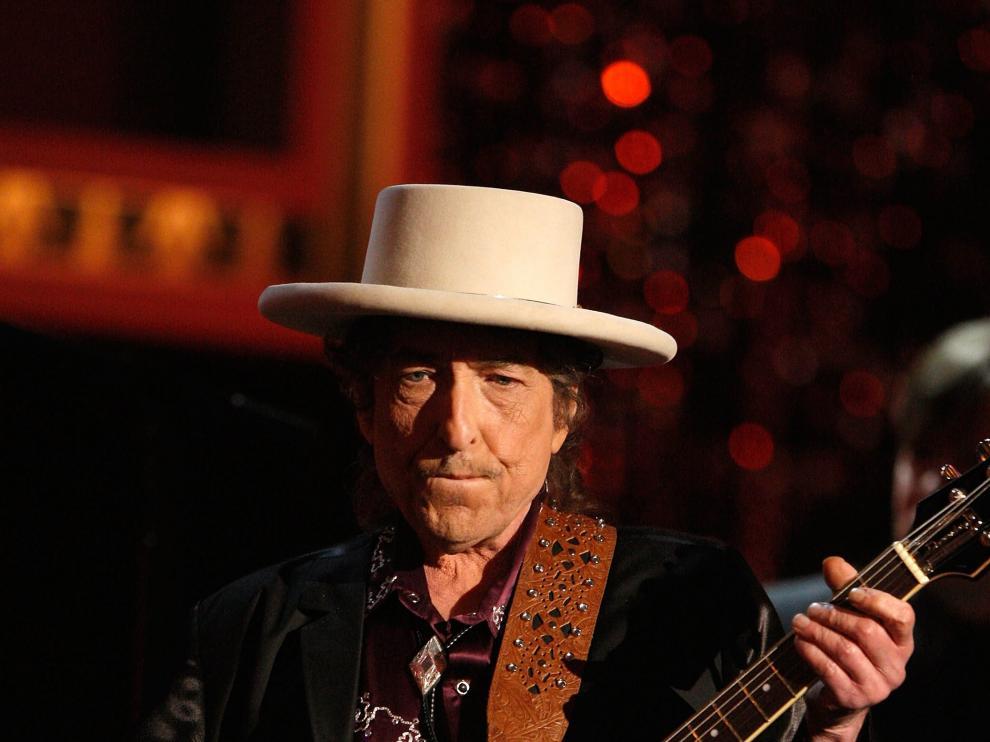ob Dylan, en un concierto en 2011 en Tel Aviv.