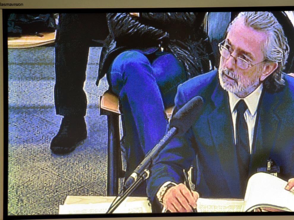 El presunto cabecilla de la trama Gürtel, Francisco Correa.