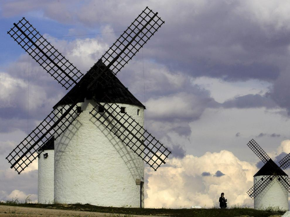 La historia del Quijote y los molinos pudo tener una base real.