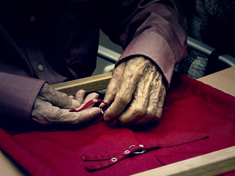 Los mayores aragoneses viven, casi en exclusiva, de su pensión.