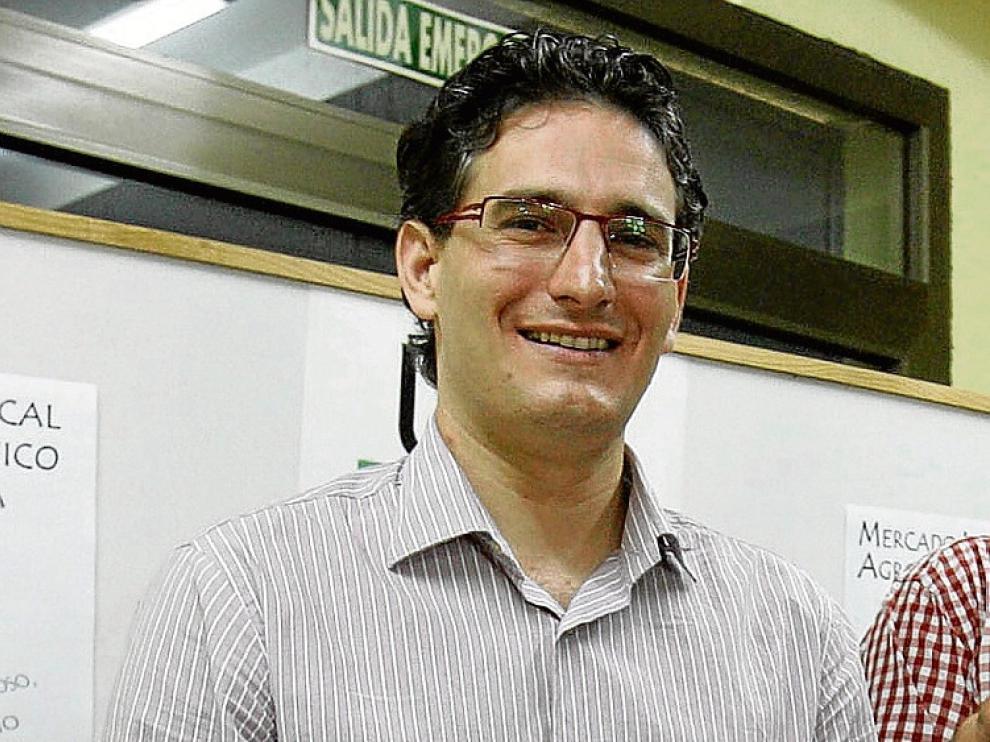 Luis Irzo, exconcejal del PP.