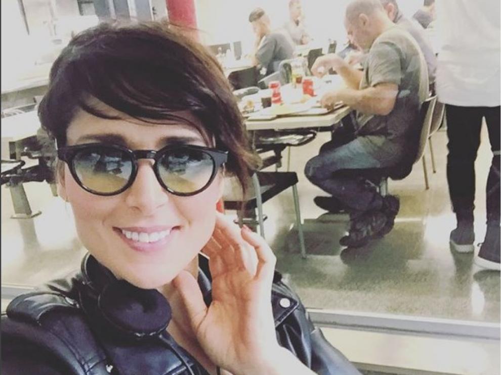 Rosa López en una foto de Instagram.