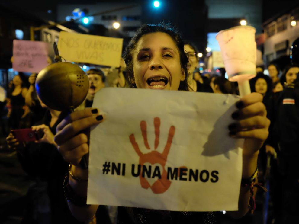 Un total de 970 mujeres son víctimas de violencia de género en Aragón en el segundo trimestre del año