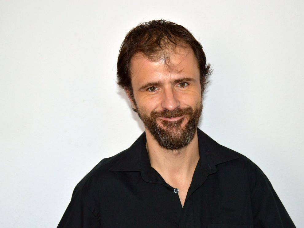 El cineasta Maxi Campo en una imagen de archivo.