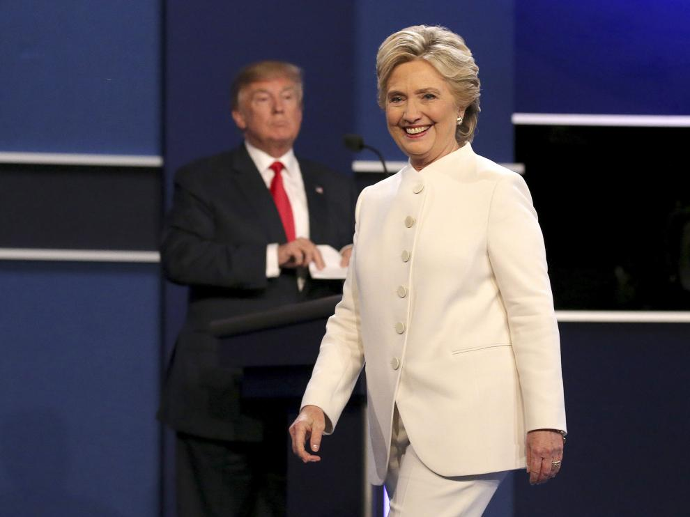 Hillary Clinton en una imagen de archivo.