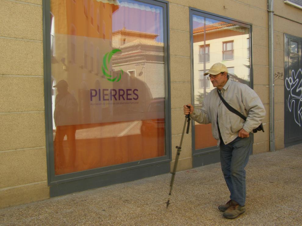 Pierres ofrece también formación en su sede del centro de Tarazona.
