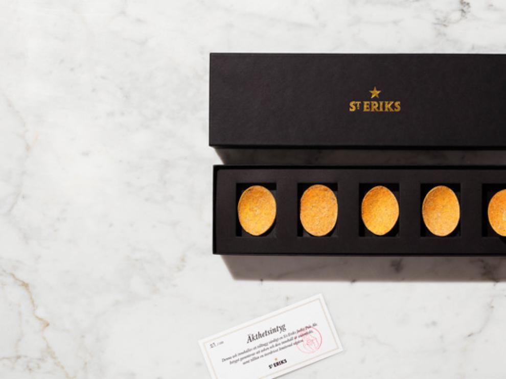 Las exclusivas -y carísimas- patatas de St Eriks.
