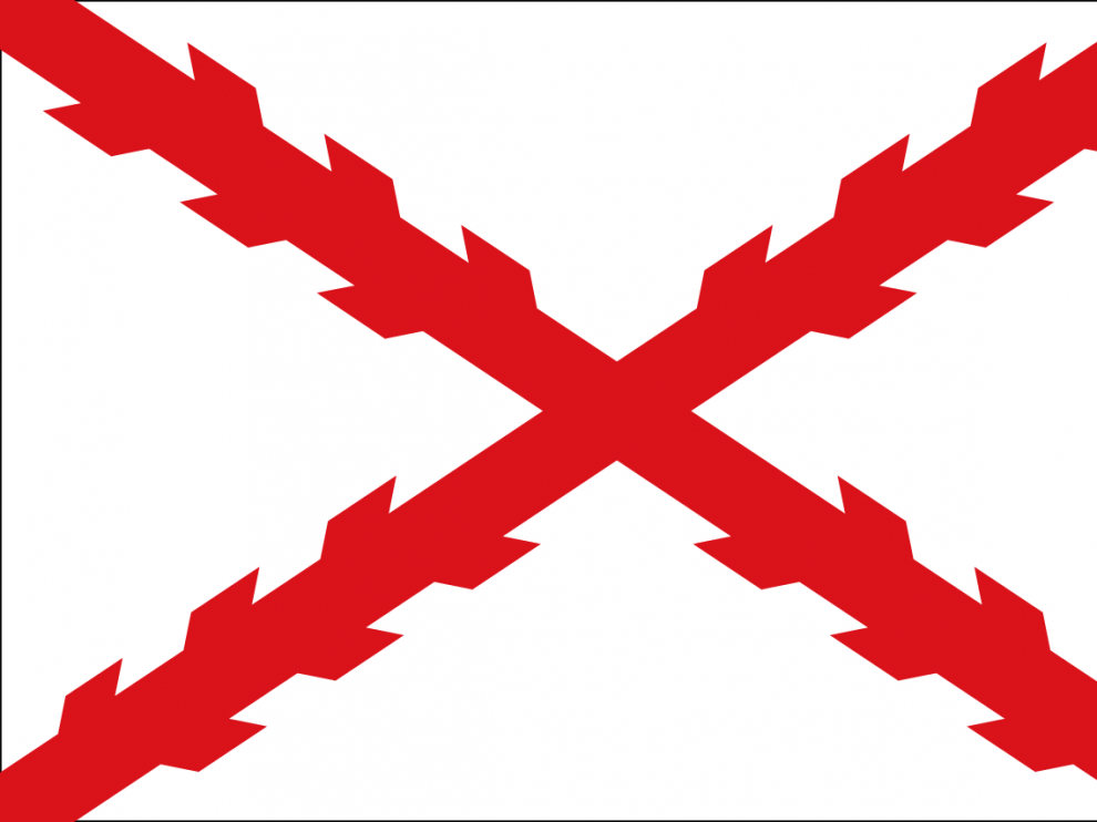 Cruz de Borgoña.