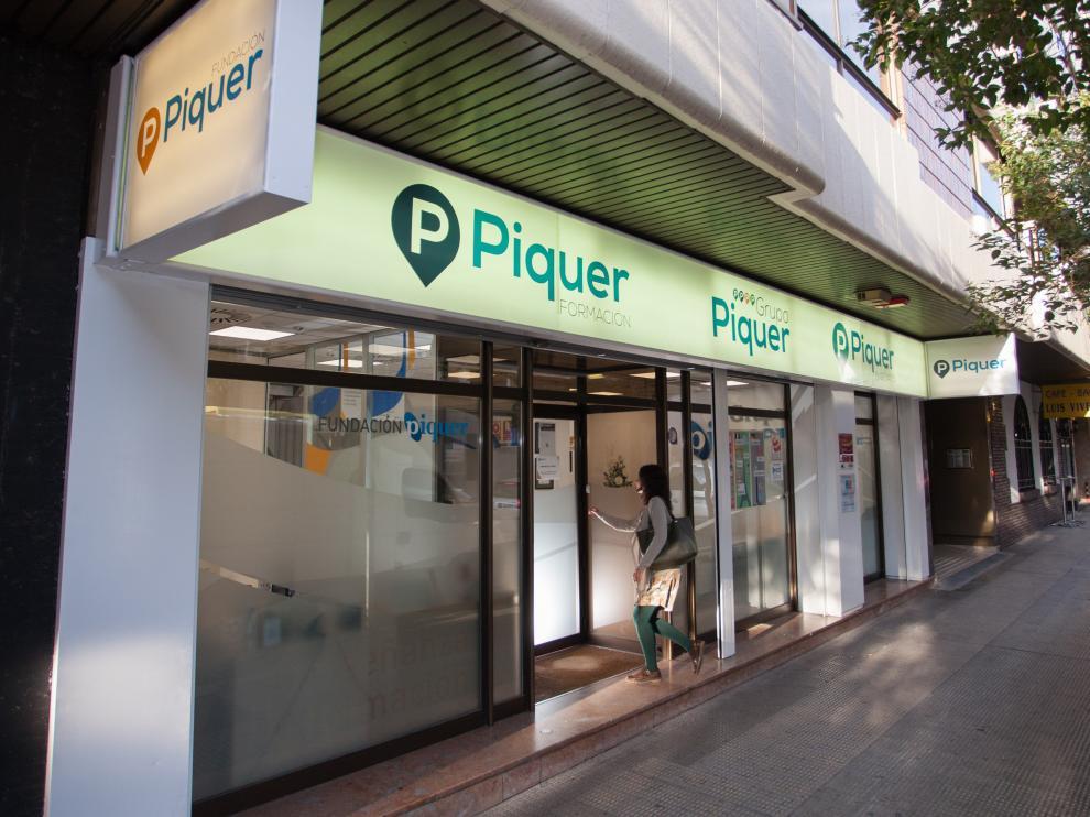 """El Grupo Piquer organiza el programa """"Aragón habla inglés""""."""