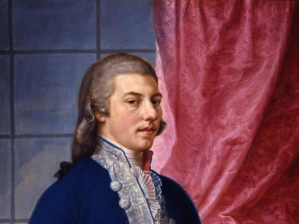 Manuel Godoy fue un noble y político español, favorito y primer ministro de Carlos IV entre 1792 y 1797.