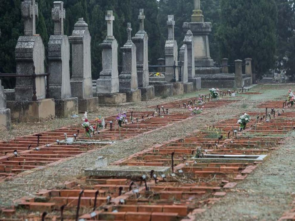 Todos los Santos en el Cementerio de Torrero
