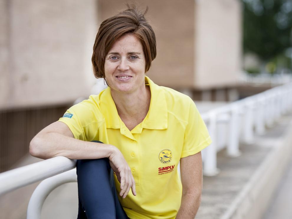 María José Poves se quedó a un paso de ir a los Juegos de Río.