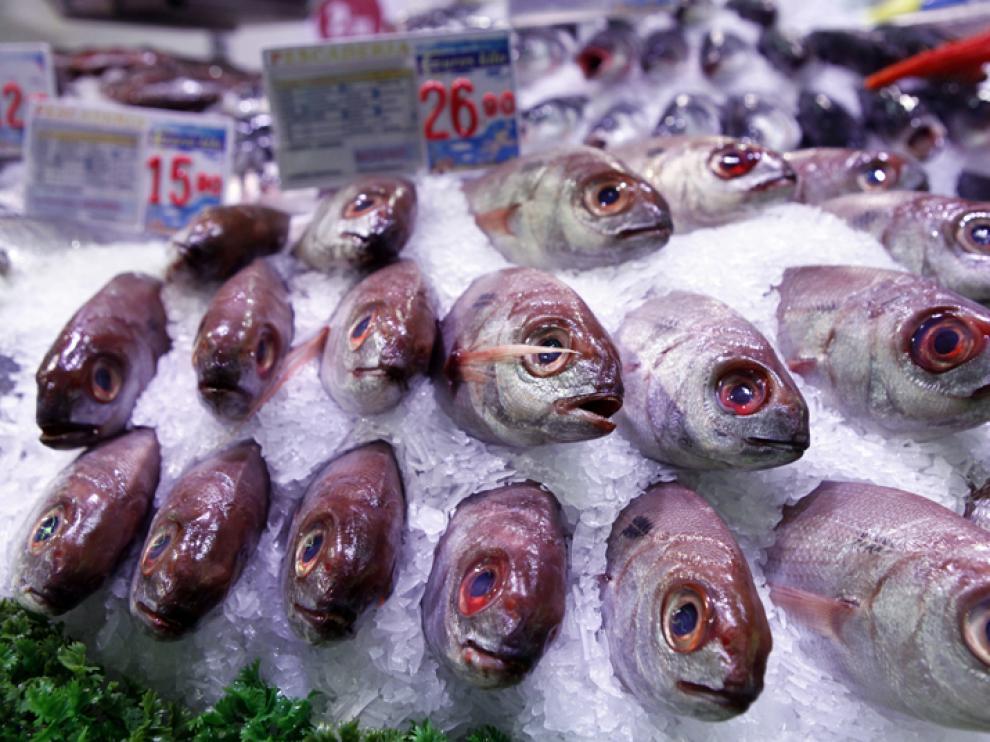 Una pescadería soriana