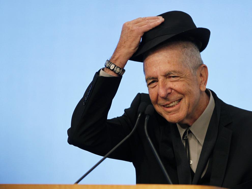 Cohen, en una imagen de 2012