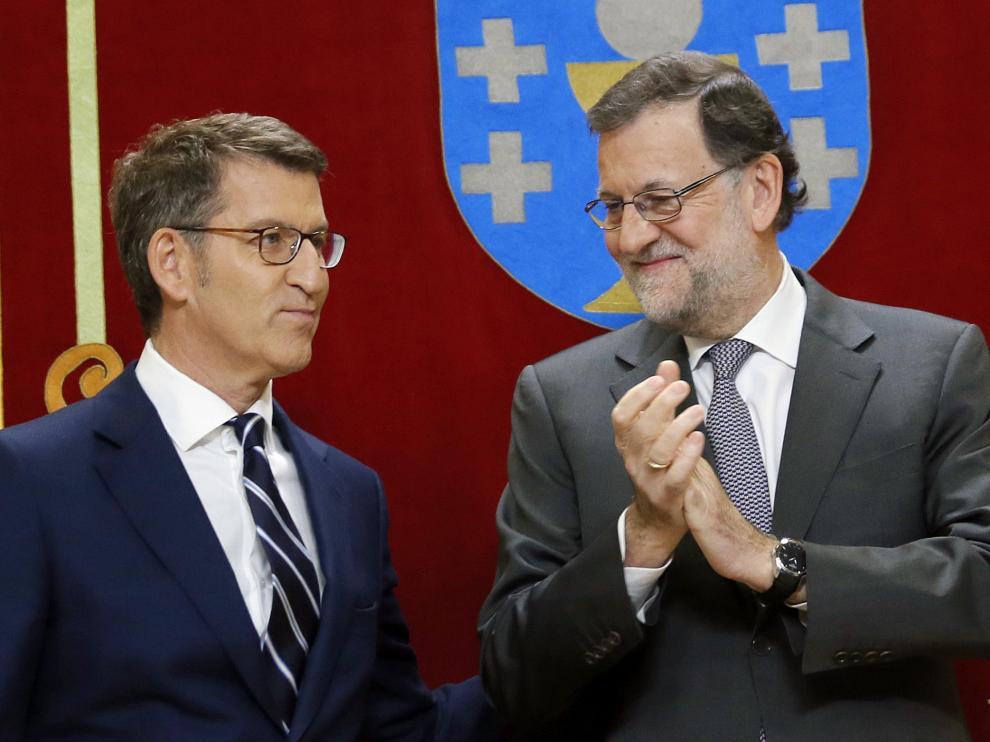 """Rajoy: """"He nombrado a mis ministros porque creo que son los mejores"""""""