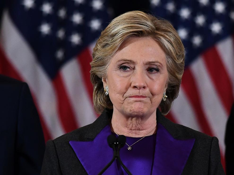 La derrota de Clinton obliga a los demócratas a buscar nuevo líder.