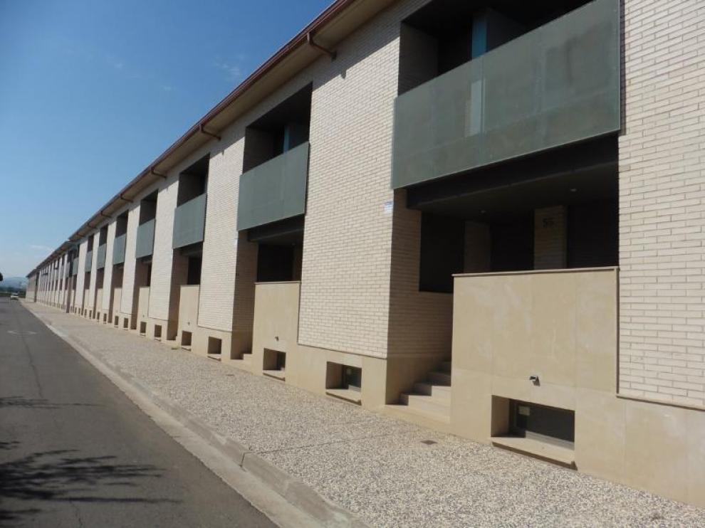 Viviendas rebajadas por la Sareb en Aragón