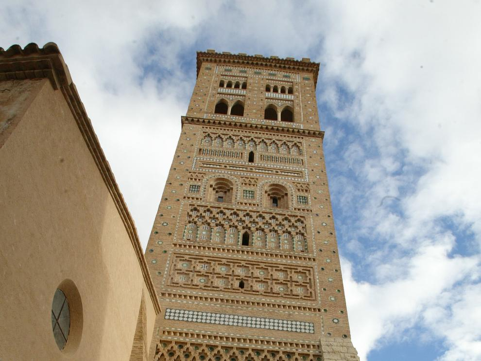 Torre mudéjar de San Martín.