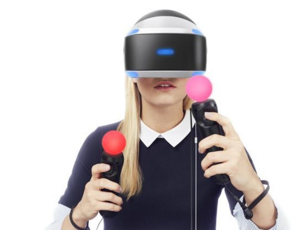 Lo mejor de las PlayStation VR es la realidad virtual en sí misma.
