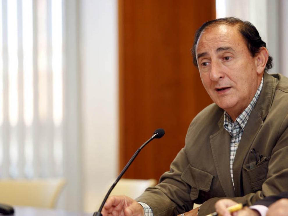 El nuevo presidente del Consejo Escolar del Estado (CEE) Ángel de Miguel Casas