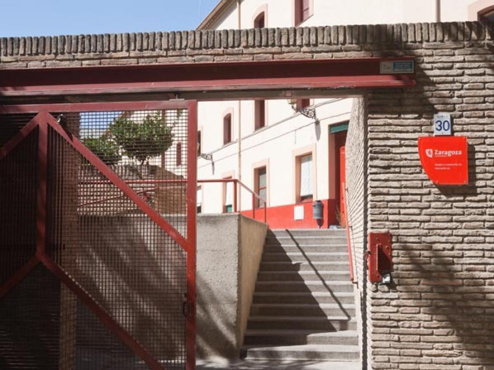 Albergue de Zaragoza.