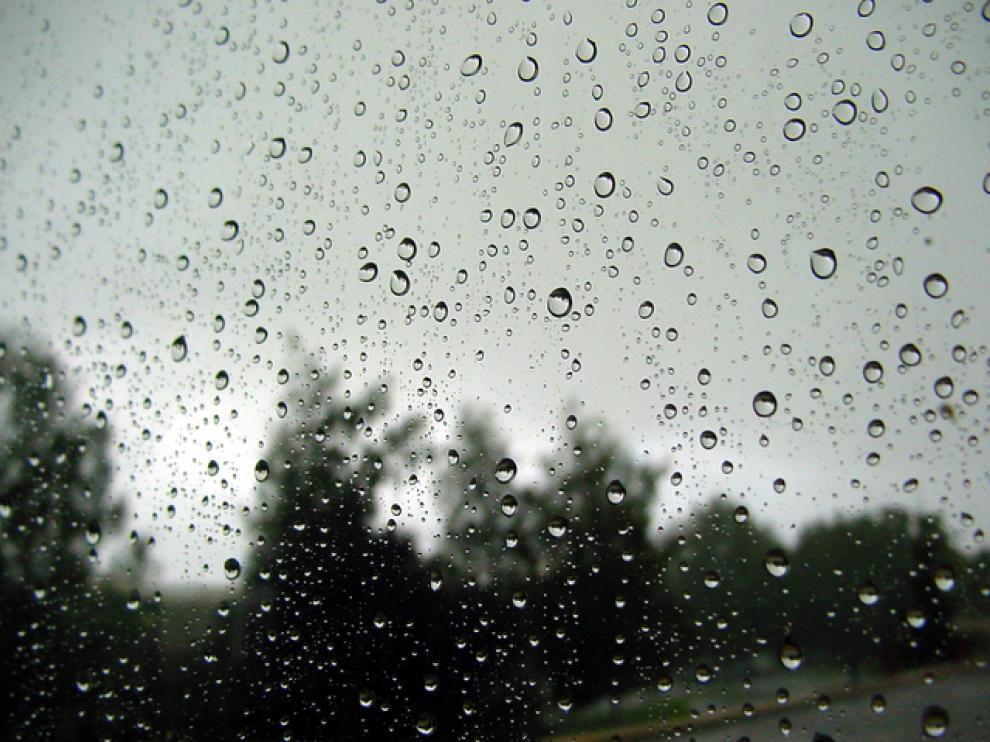 La lluvia, protagonista de estos día de otoño.