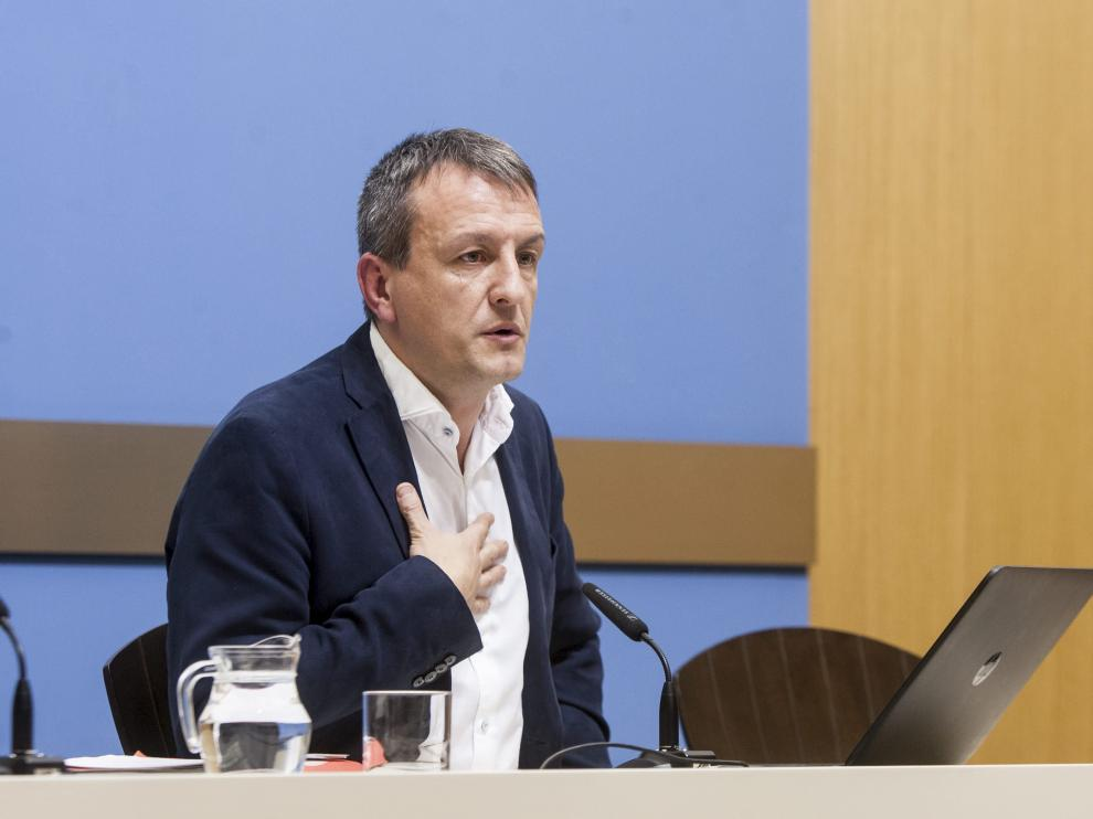 Fernando Rivarés, en una foto de archivo.