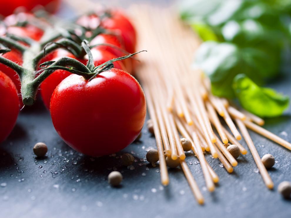 La dieta mediterránea es una de las más saludables.