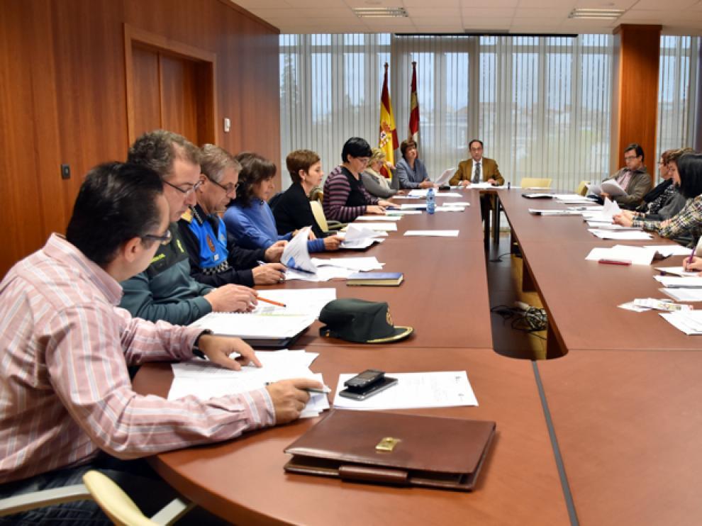 Reunión de la comisión territorial contra la violencia de género, este viernes