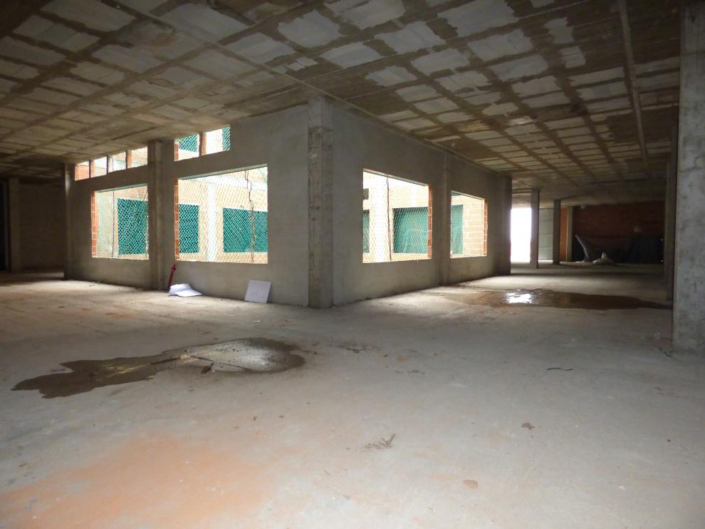 Imagen de archivo del edificio de Rosales del Canal