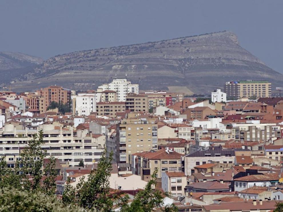 Panorámica de Soria capital