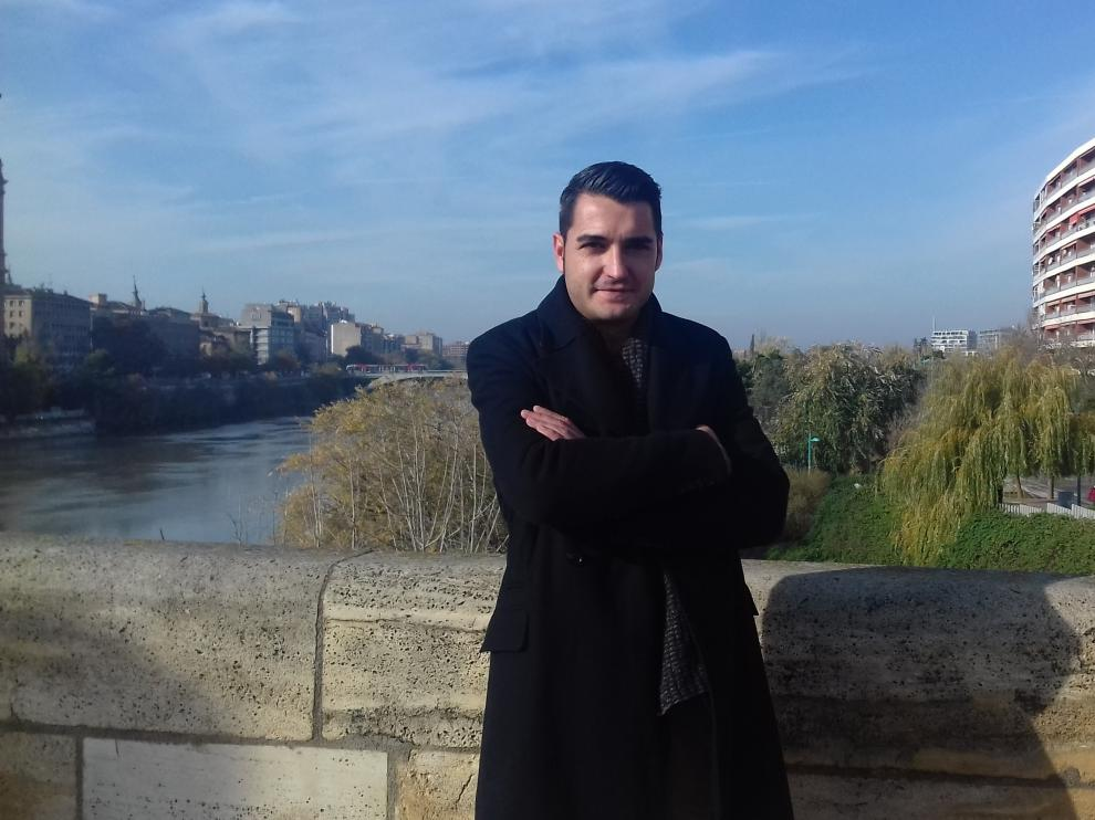 Fernando Macías, gitano e investigador de la Universidad de Barcelona.
