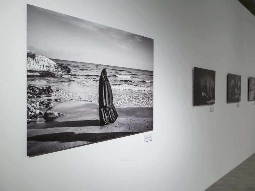 La realidad de los refugiados llega al Pablo Serrano de la mano de cinco fotoperiodistas