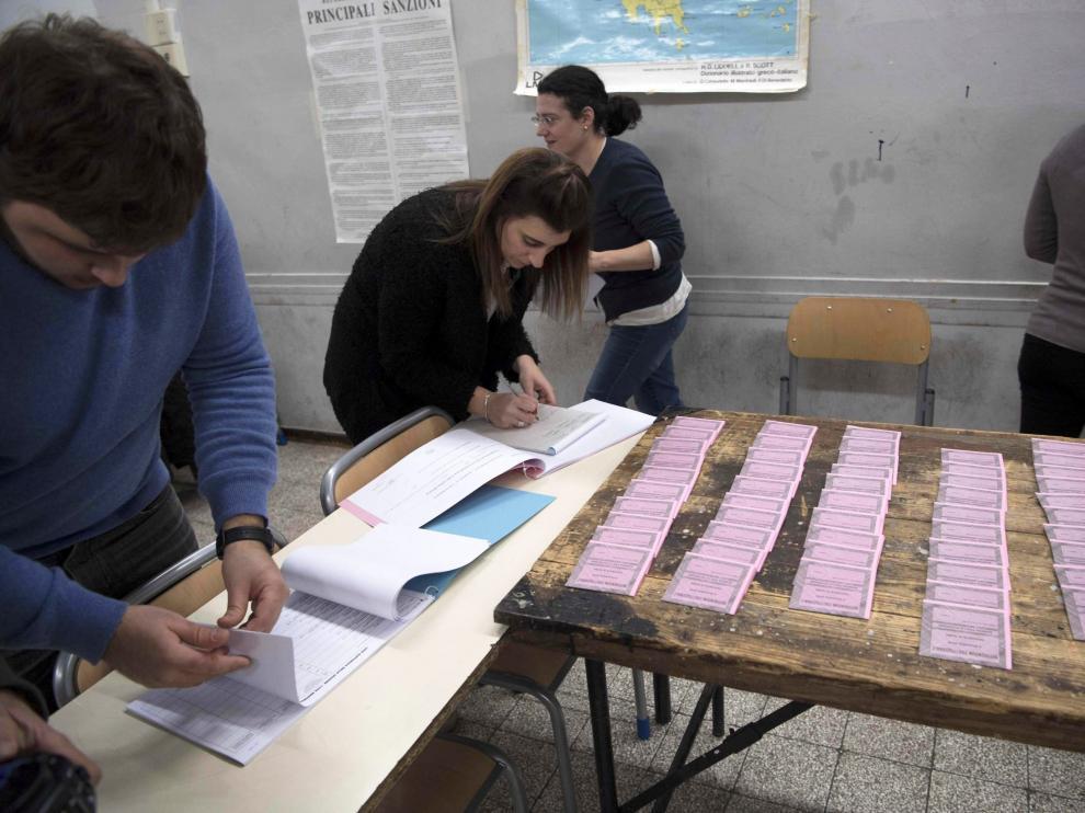 El referéndum sobre la reforma constitucional en Italia se celebra este domingo.