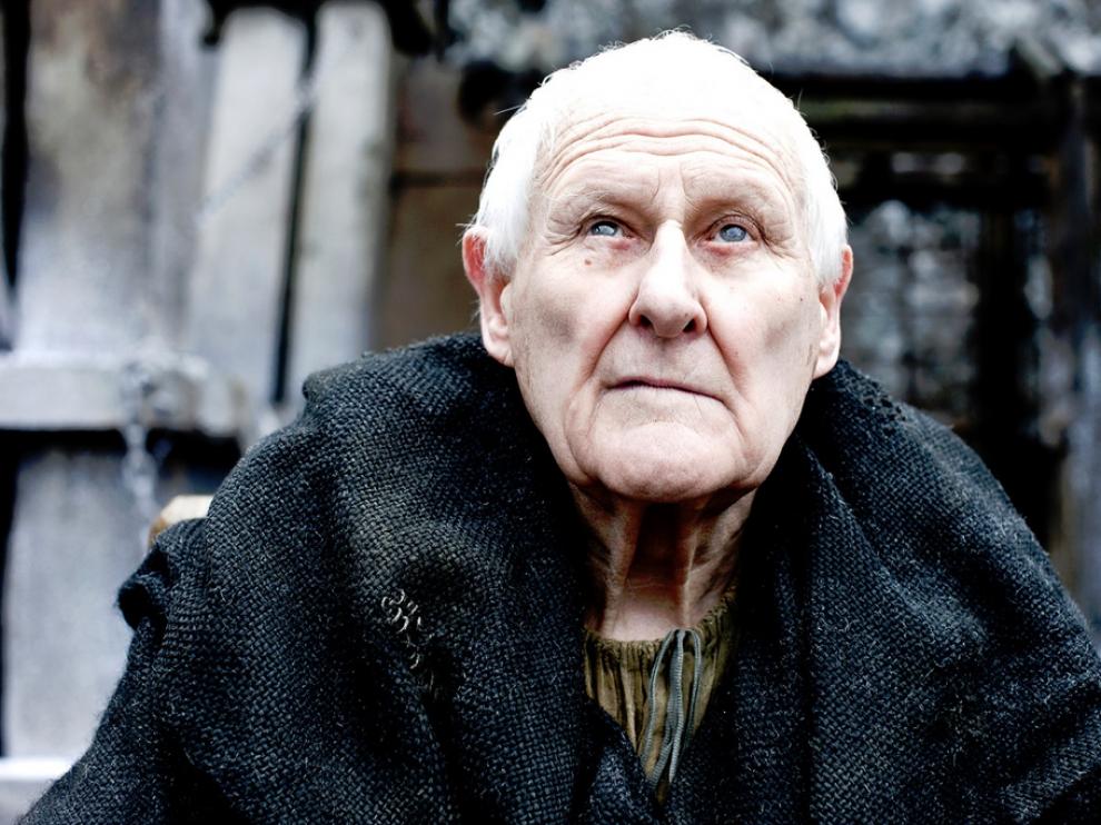Muere a los 93 años el actor de 'Juego de Tronos' Peter Vaughan
