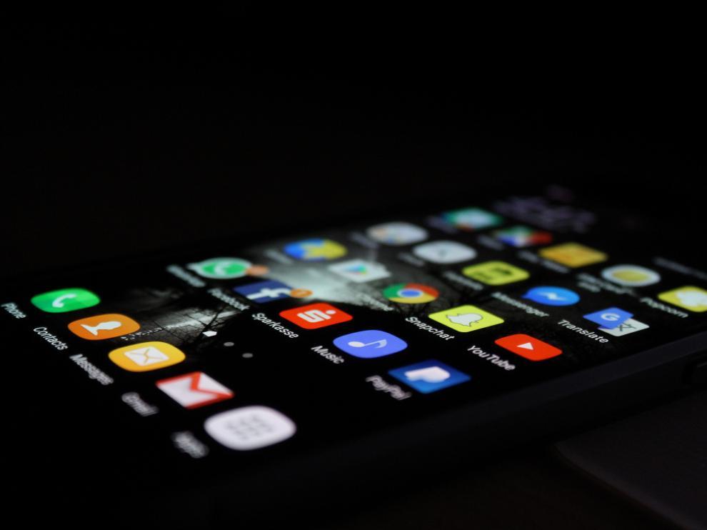 Cada persona crea su menú personalizado de aplicaciones móviles.