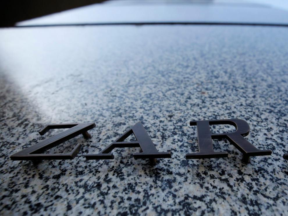 Logo de Zara.