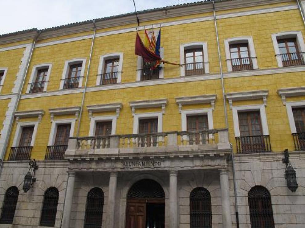 Ayuntamiento de Teruel.