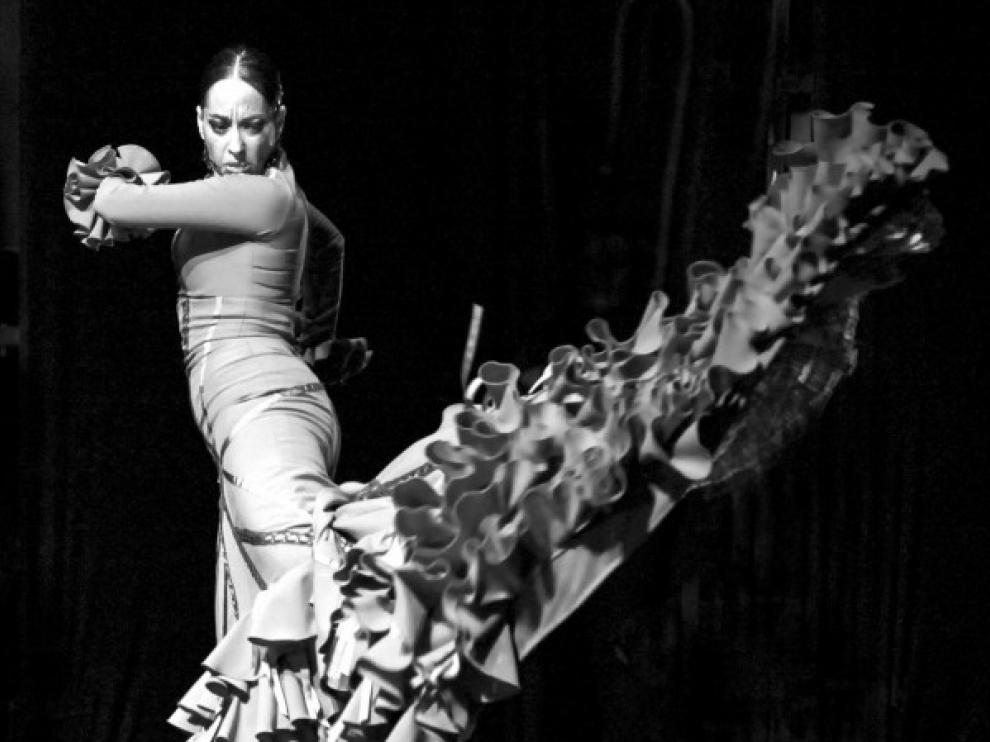La bailaora Belén Maya.