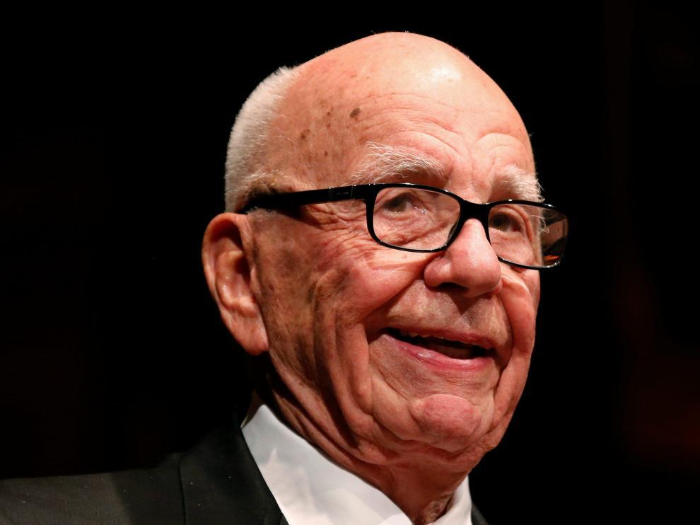 Rupert Murdoch en 2013.