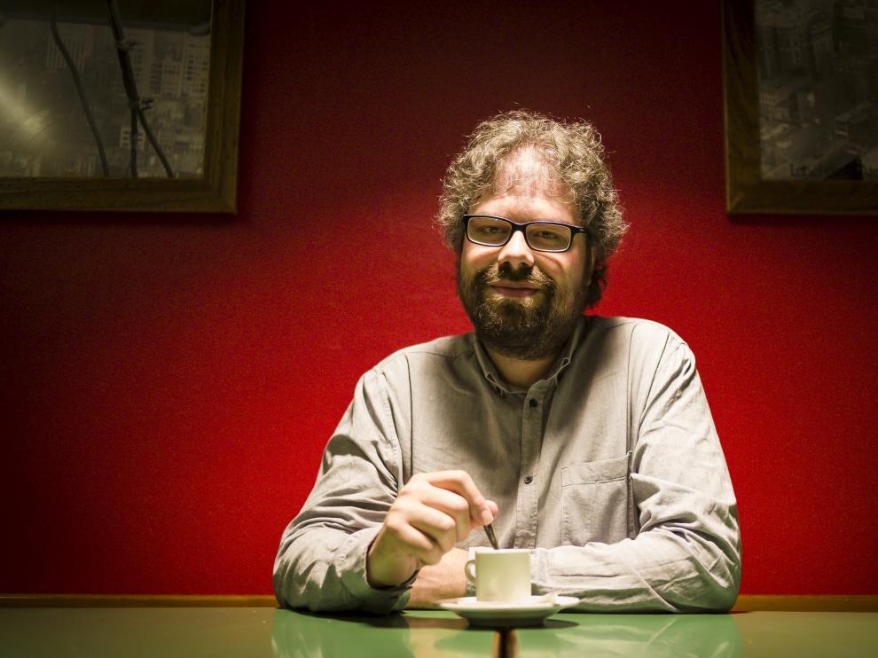 Sergio del Molino. El autor de 'La España vacía', uno de los libros de ensayo del año, es el premio Artes & Letras de Literatura.