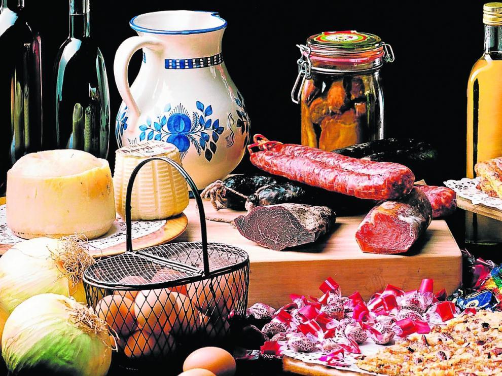 Una selección de productos agroalimentarios que cuentan con reglamento para el uso de la marca C'alial.